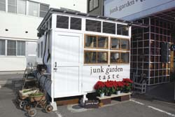 junk garden + taste