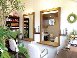 Hair Salon Pecket