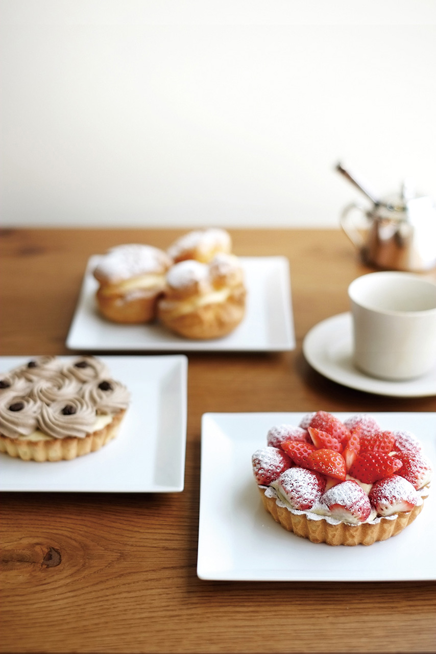 cafe patisserie Gourmandise