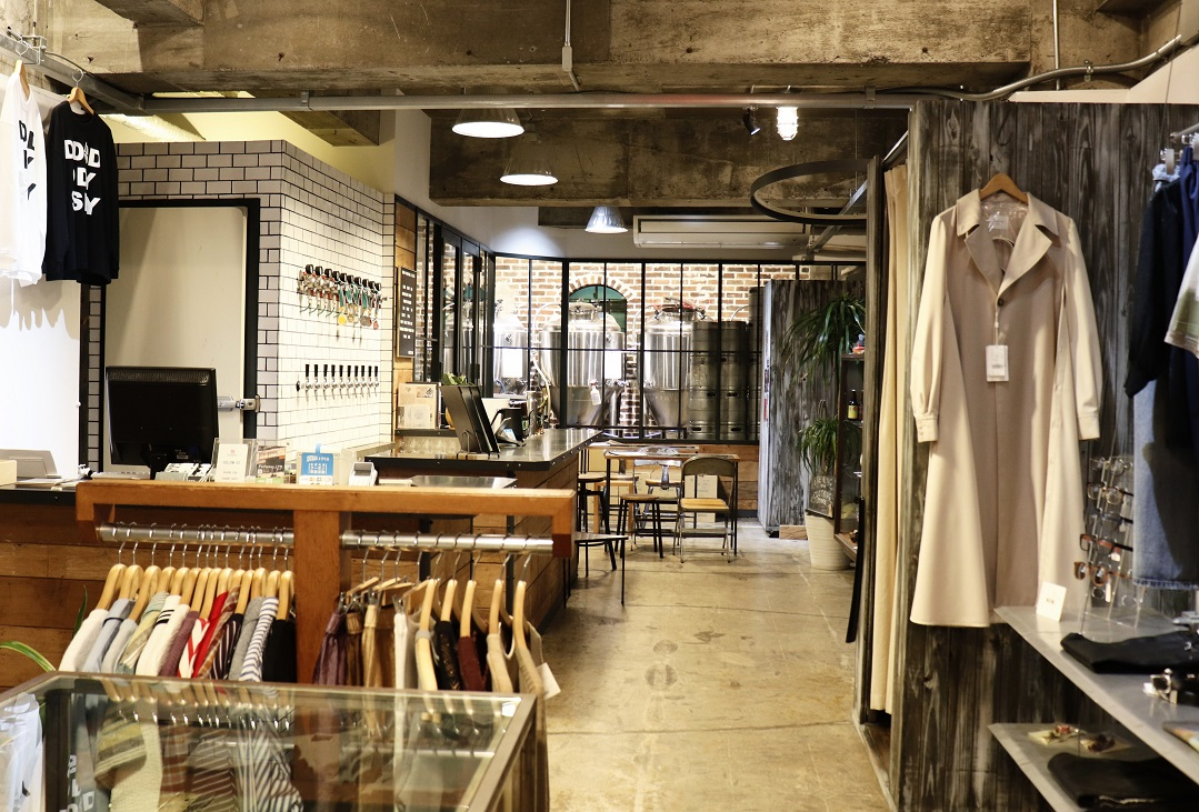 DD4D  BREWING & CLOTHING STORE