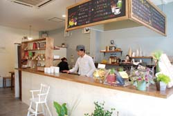 Crepe cafe Coco 東雲店