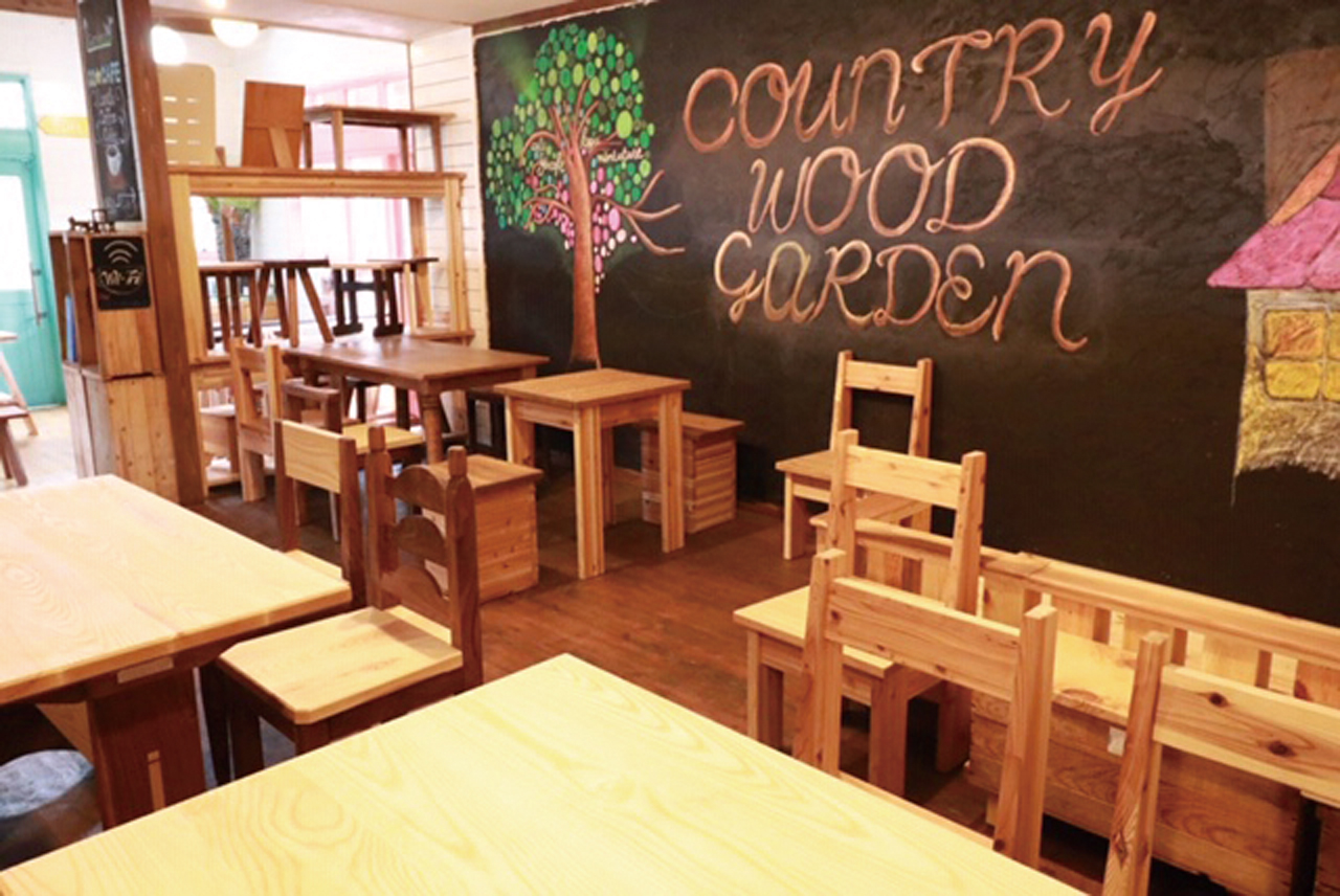 GO★CAFE presented by COUNTRY WOOD GARDEN